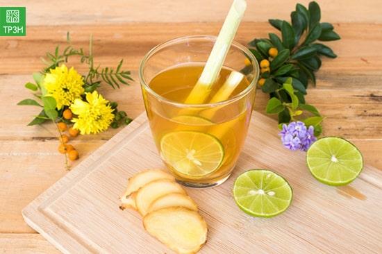 Trà mật ong sả