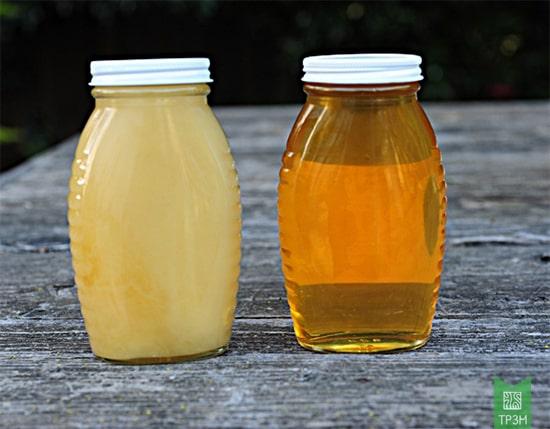 Cách bảo quản mật ong không bị kết tinh