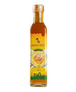 Mật Ong Thiên Nhiên 5 Sạch Honeyboy chai 250ml