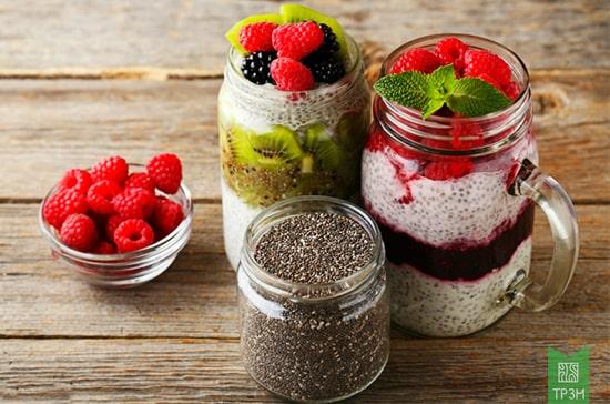 Hạt chia không chỉ bổ dưỡng mà còn dễ dàng chế biến